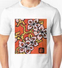blossom detail Unisex T-Shirt