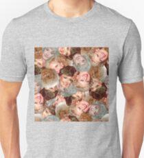 Golden Girls Toss Unisex T-Shirt