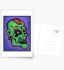 Dwayne Postcards