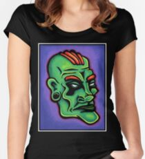 Dwayne Women's Fitted Scoop T-Shirt
