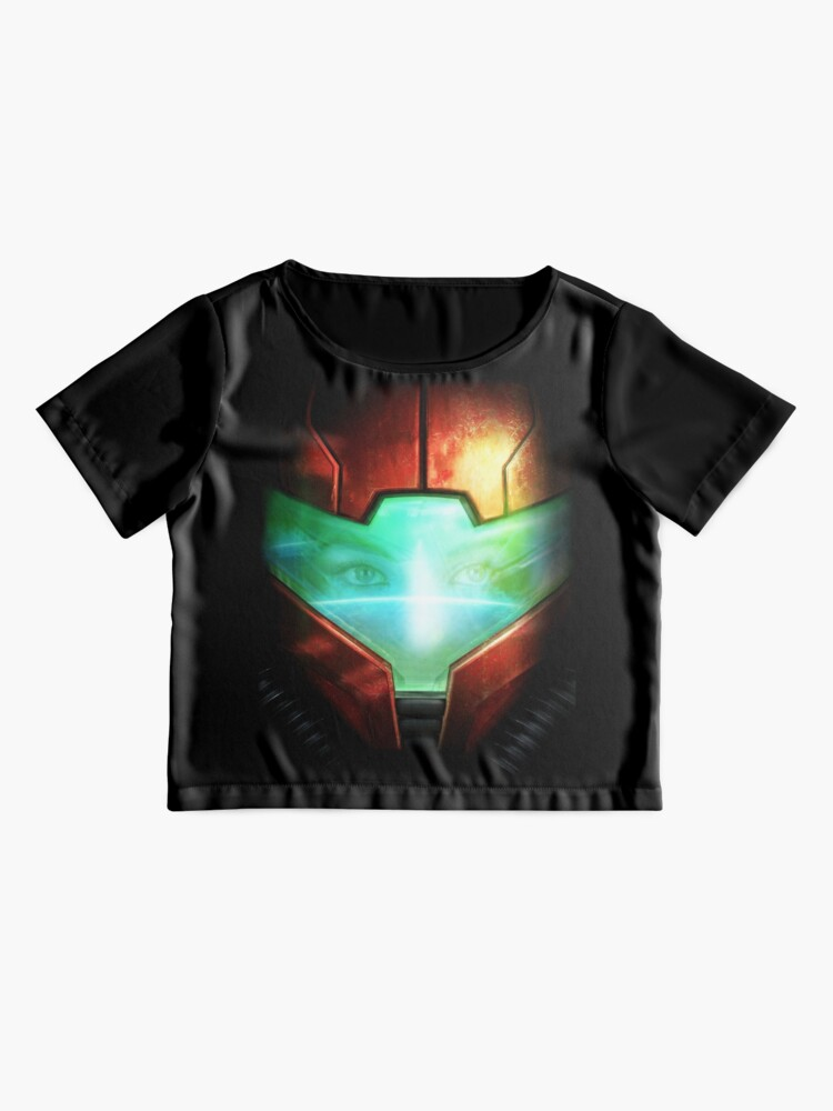 Vista alternativa de Blusa Metroid