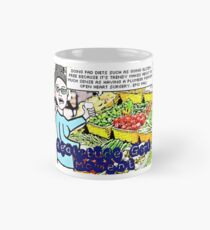 Realitude Girl Moment 2- Fad Diets Mug