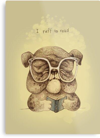 I Ruff to Read by Ma. Luisa Gonzaga