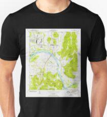 USGS TOPO Map Alabama AL Farley 303816 1947 24000 T-Shirt