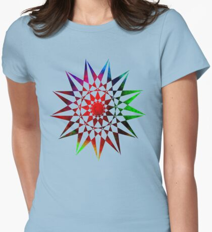 Colorful Trippy Star T-Shirt