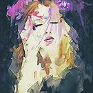 Path - Abstract Portrait by Galen Valle