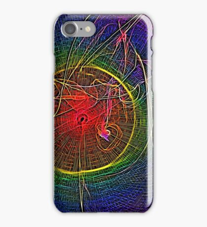 The Way Light Bends iPhone Case/Skin