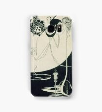 Vintage famous art - Aubrey Vincent Beardsley  - The Climax Illustration From  Salome  By Oscar Wilde Samsung Galaxy Case/Skin
