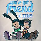 You've Got A Friend In Me by varia