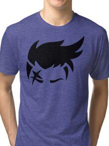Zarya Black Tri-blend T-Shirt