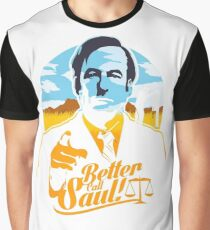 Better Call Saul Graphic T-Shirt