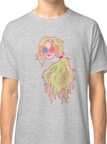 Psychedelic Luna Lovegood Classic T-Shirt