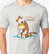 Calvin and hobbes Hugs T-Shirt