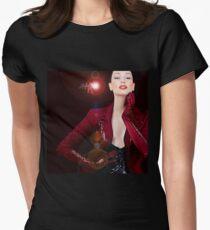 Shhow Grrl  Women's Fitted T-Shirt