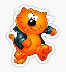 Heathcliff  Sticker