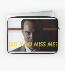 Jim Moriarty  Laptop Sleeve