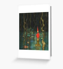 Small Journeys Greeting Card