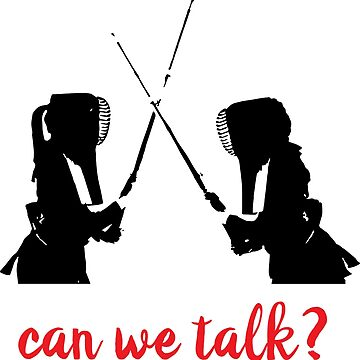 Can We Talk? by hazelbasil