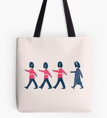Off Guard Tote Bag