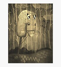 The Hobby Horse.   Photographic Print