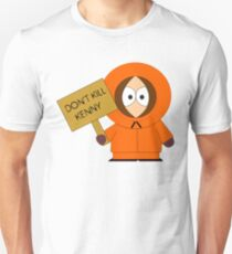 South Park Oh My God They Killed Kenny Unisex T-Shirt
