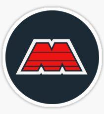LEGO M-Tron Logo Sticker