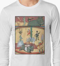 Vintage famous art - Benjamin Rabier - Animal Circus  T-Shirt