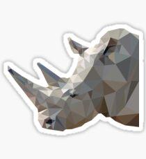 LP Rhino Sticker