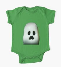 More Ghosts and stuff One Piece - Short Sleeve