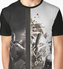 RAINBOW COMBAT DESIGN Graphic T-Shirt
