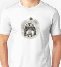 Baby Owl in a Funny Hat T-Shirt