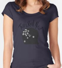 Real Nito Women's Fitted Scoop T-Shirt