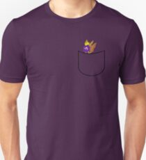 Peeping Spyro Unisex T-Shirt