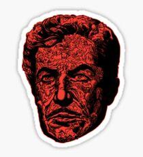 RED DEATH Sticker