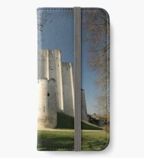 Donjon, Medieval City, Loches, France, Europe 2012 iPhone Wallet/Case/Skin