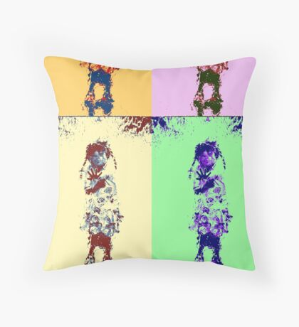 Poppet Throw Pillow