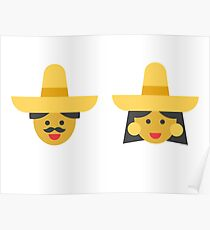 a mexican couple Poster