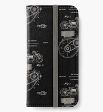 Indian Motorcycle Patent 1943 iPhone Wallet