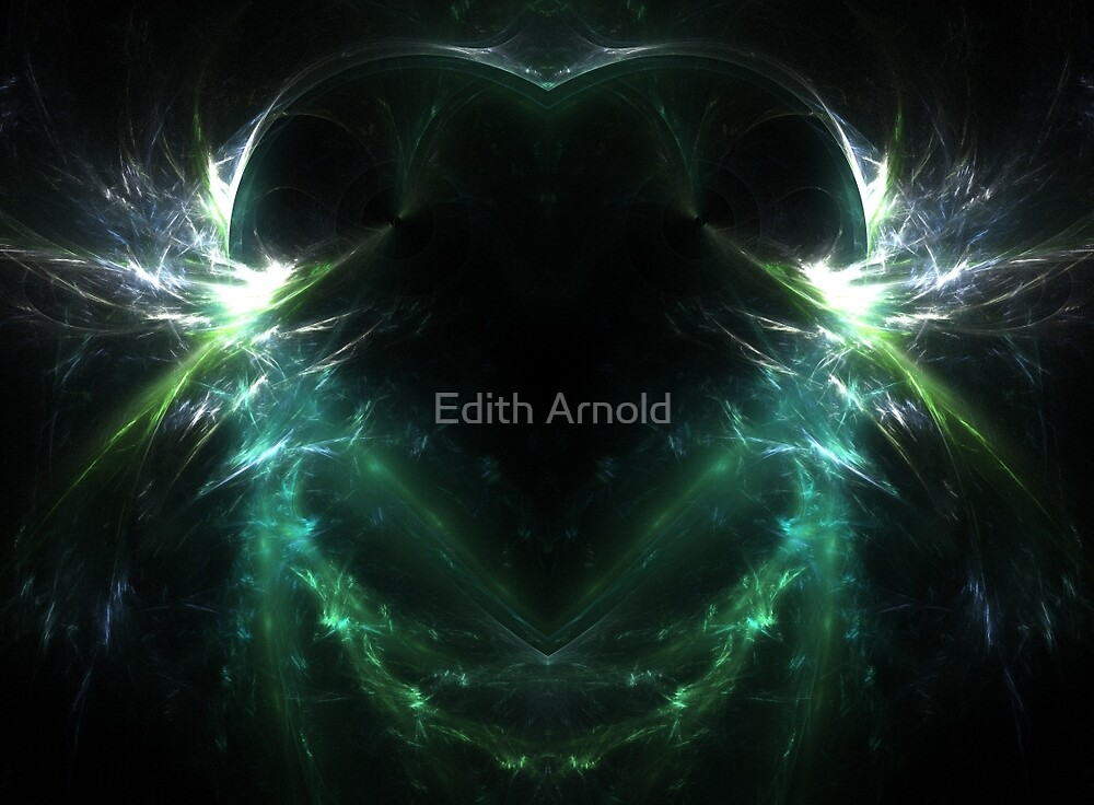 living heart by Edith Arnold