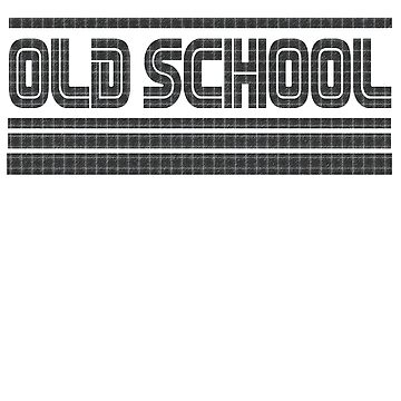 old school by cion49