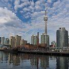 Reflecting on Toronto and Harbourfront by Georgia Mizuleva