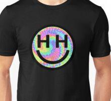 Happy Hippie Foundation Logo [Tie-Dye] Unisex T-Shirt