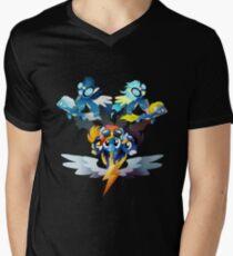 The Wonderbolts Men's V-Neck T-Shirt
