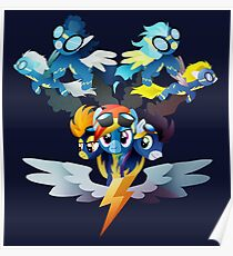 The Wonderbolts Poster