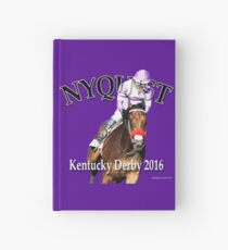 Nyquist Kentucky Derby Winner Hardcover Journal
