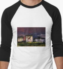 Dingo Flour - Fremantle Western Australia  Men's Baseball ¾ T-Shirt