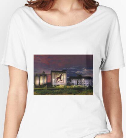 Dingo Flour - Fremantle Western Australia  Women's Relaxed Fit T-Shirt