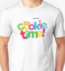 girls scout cookie T-Shirt