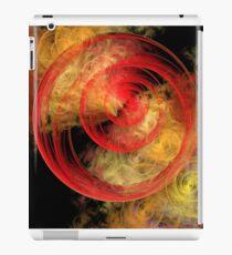 Fractal Roses iPad Case/Skin