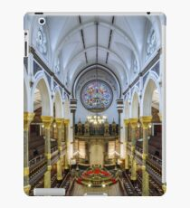 New West End Synagogue iPad Case/Skin